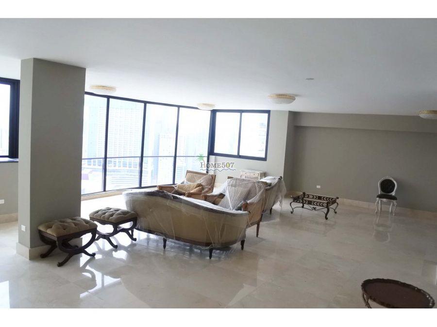 apartamento punta paitilla vista al mar panama
