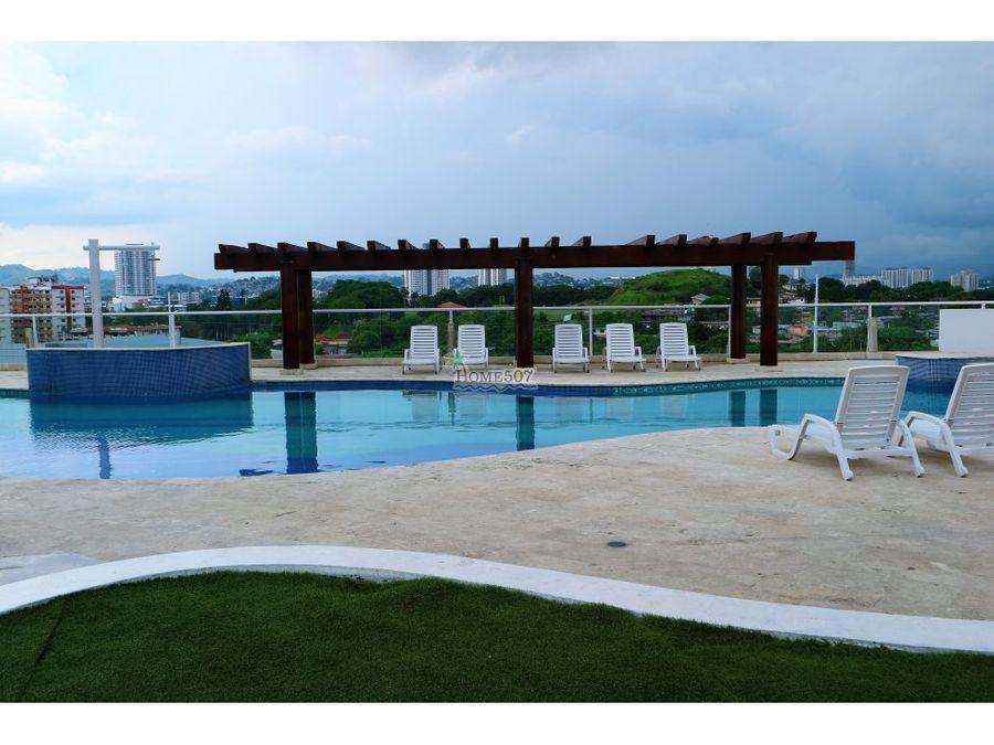 alquilo penthouse en coco del mar panama
