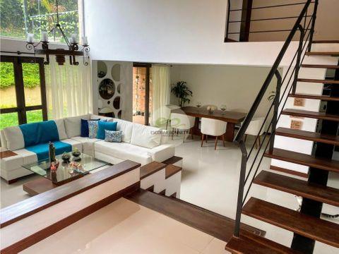 venta casa en el retiro condominio