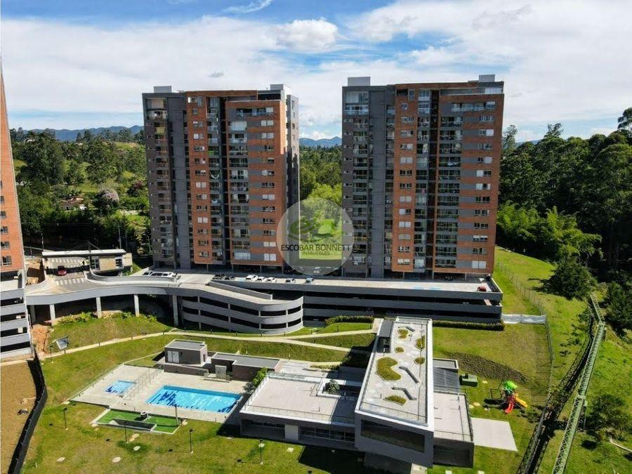 venta apartamento estrenar en rionegro