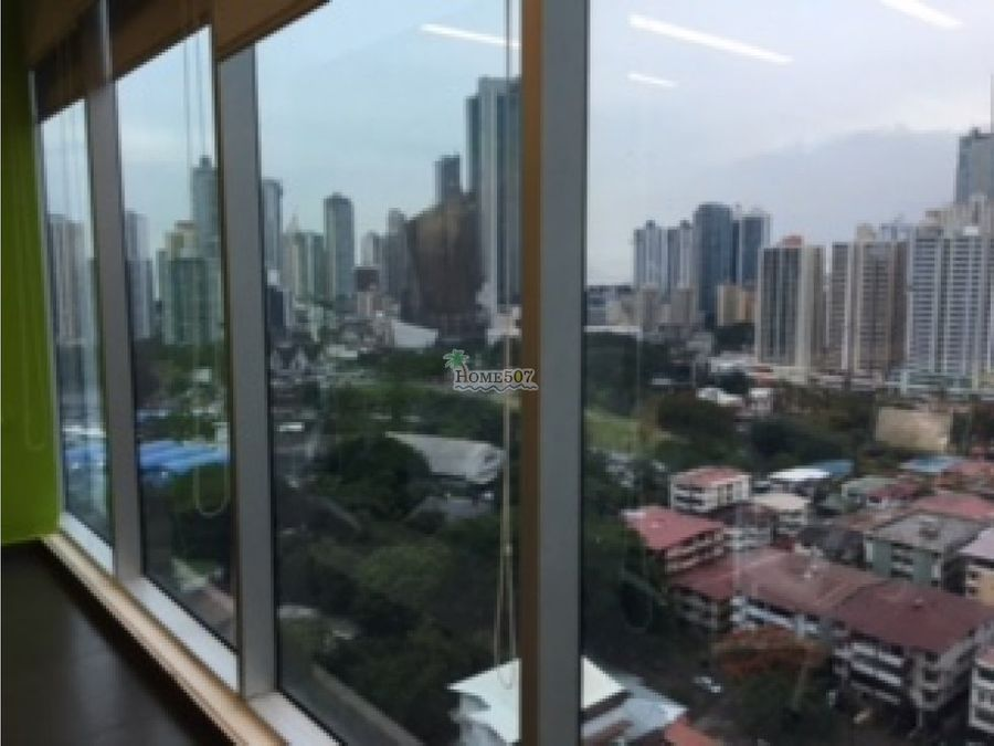 vendo oficina torre global bank calle 50 panama