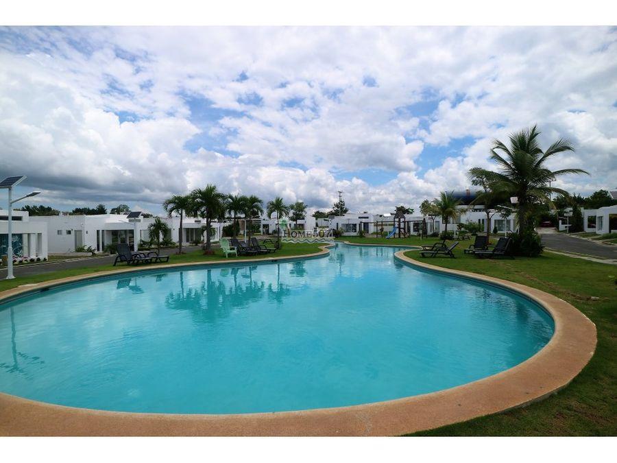 estupenda villa ibiza playa bijao panama
