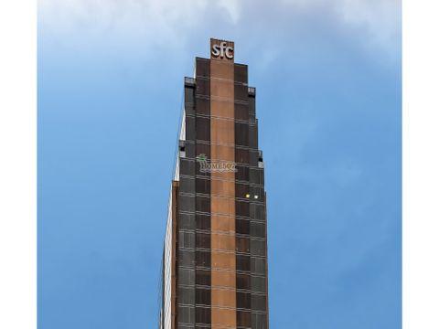 alquilo oficina torre sfc obarrio panama