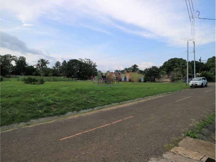 terreno urbanochorrera panama