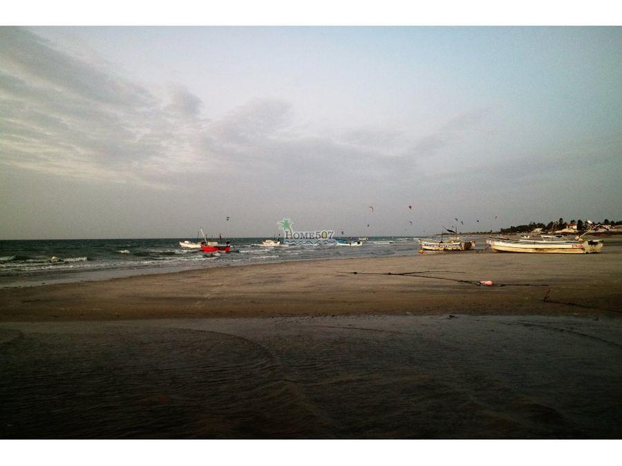 oportunidad terreno playa punta chame panama