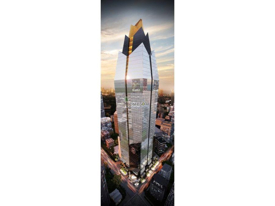 vendo oficina torre evolution calle 50 panama