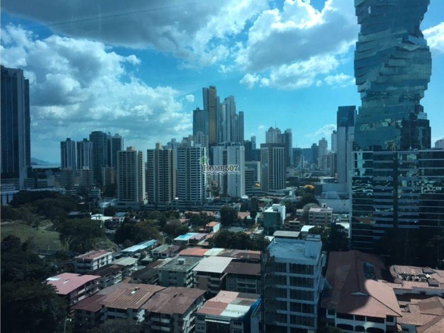 vendo oficina torre global bank calle 50 panama
