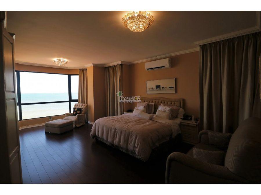 amplio apartamento 475 m2 punta paitilla panama