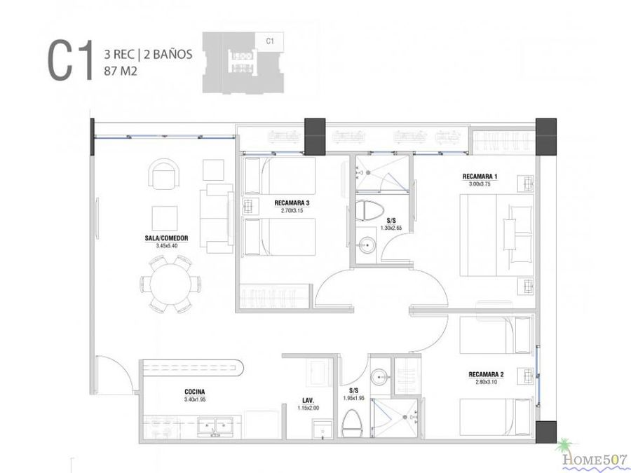 pre venta apartamentos condado del rey panama