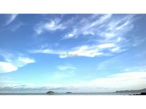 terreno playa 40 hectareas titulada panama