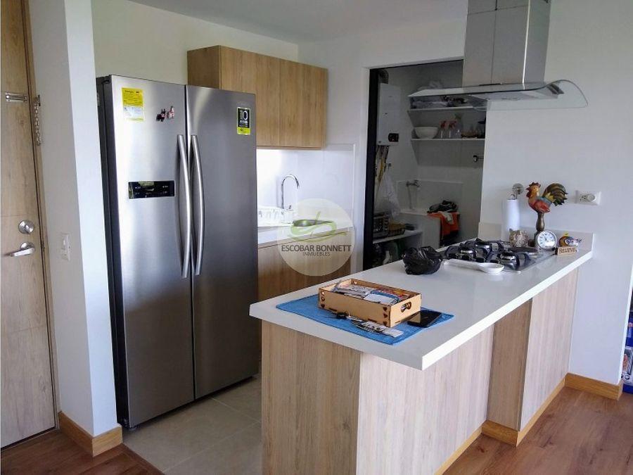 venta apartamento campestre en rionegro
