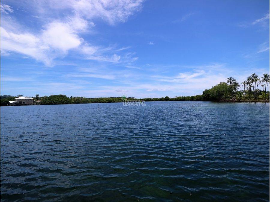 isla paradisiaca en bocas del toro panama
