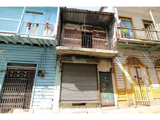 se vende local casco antiguo san felipe panama