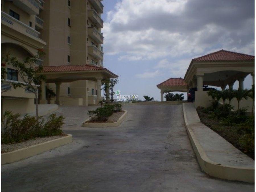 vendo apartamento de playa en san carlos panama