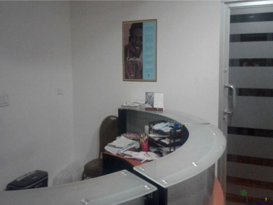 impactante oficina en alquiler via espana panama