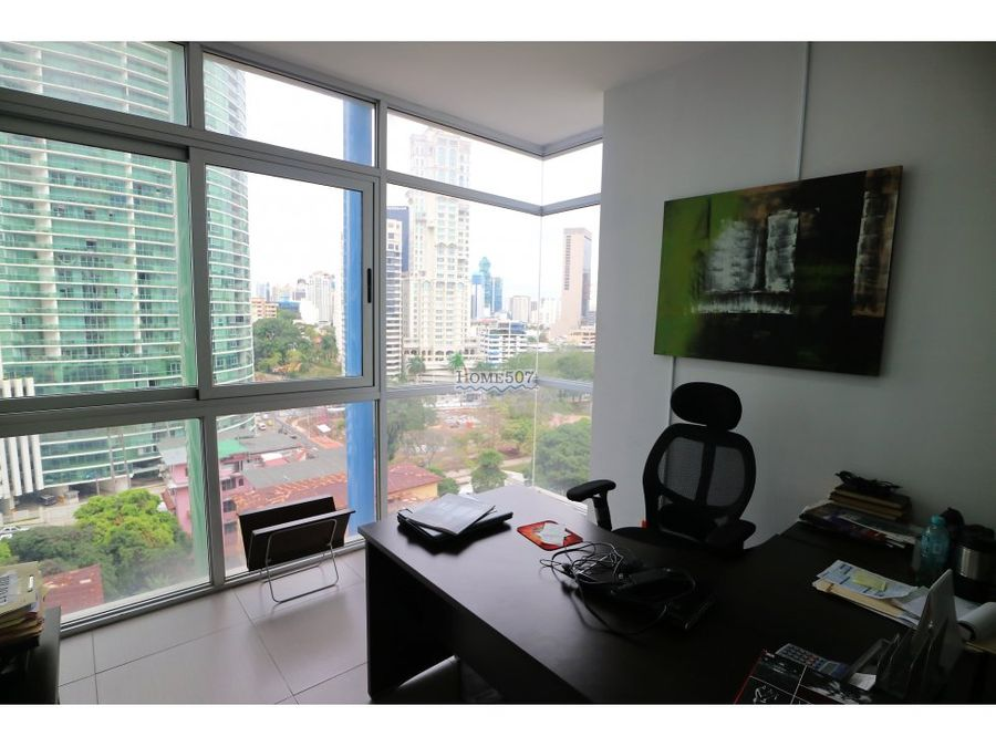 elegante oficina ph colores de bella vista