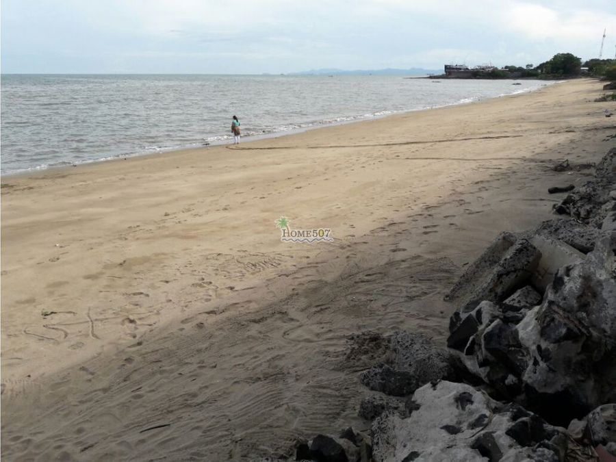 frente al mar vendo local rest panama