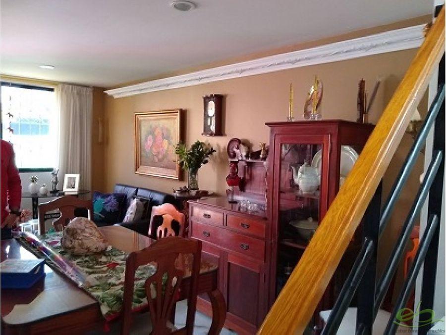 venta casa en la ceja con alcoba primer piso