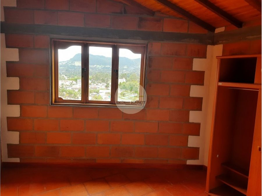 venta casa campestre en la ceja