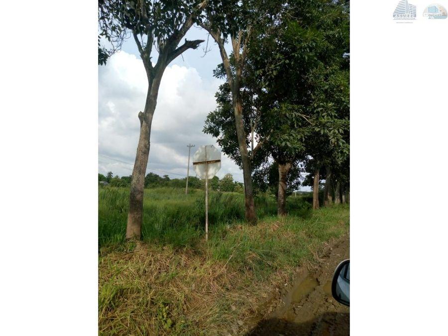 vendo lote terreno urbanizable en cerete