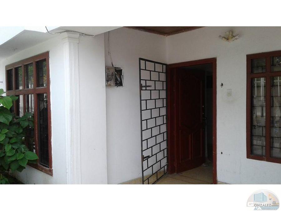 casa 2 pisos margen izqmonteria