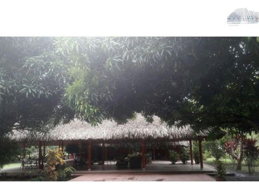 vendo casa finca en patio bonito monteria