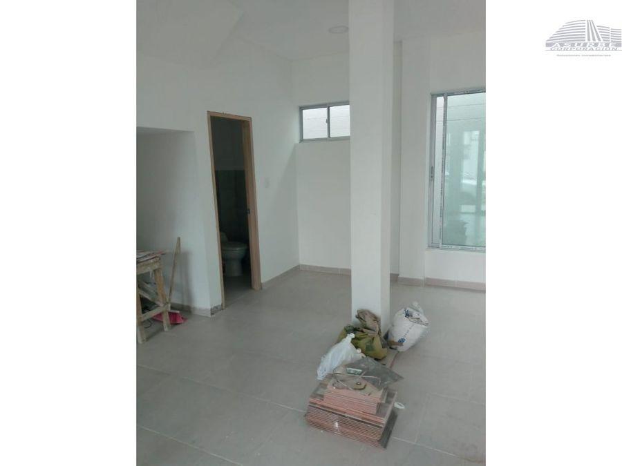 vendo oficinas nuevas en el centro monteria
