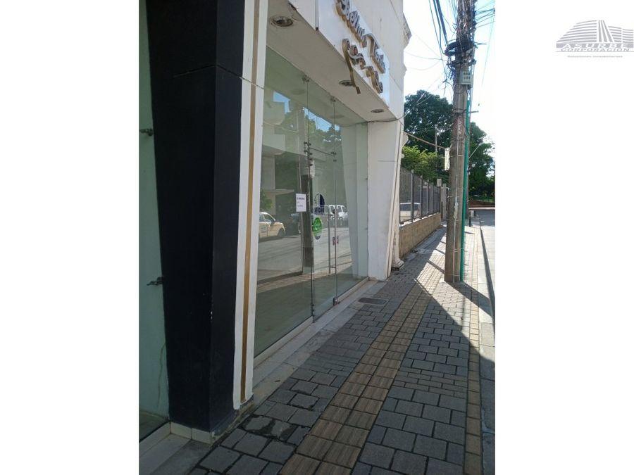 arriendo local comercial en el centro de monteria