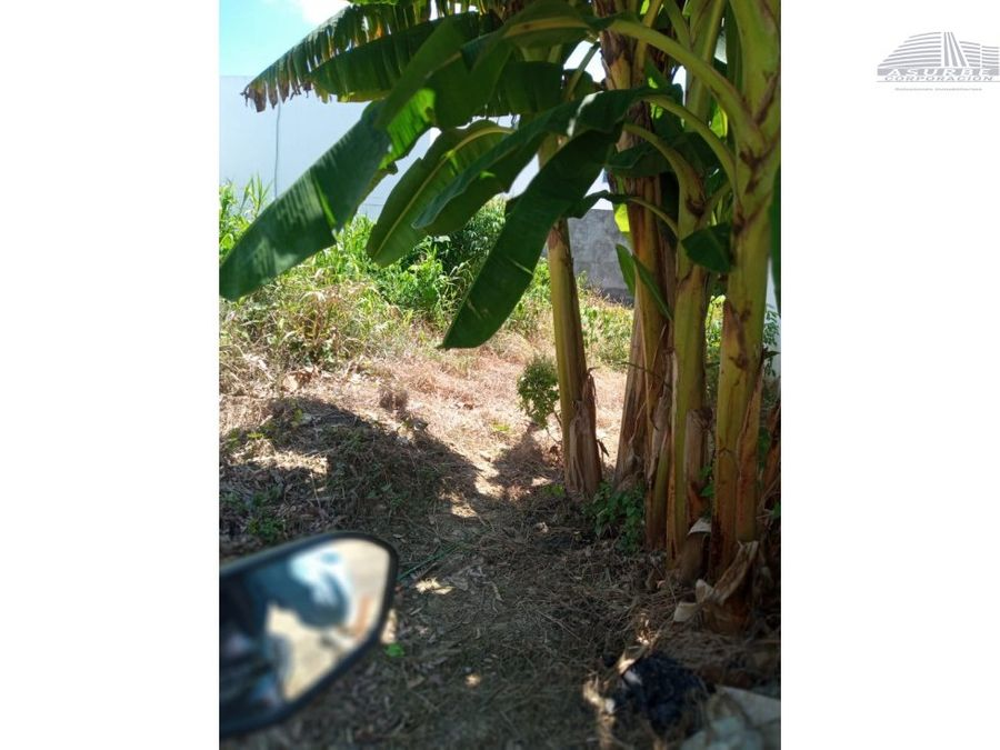 vendo lote en monteverde monteria