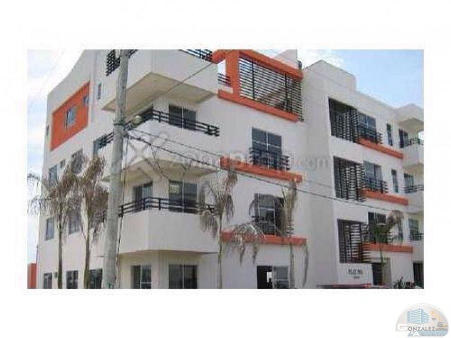 vendo apartamento monteverde con garaje