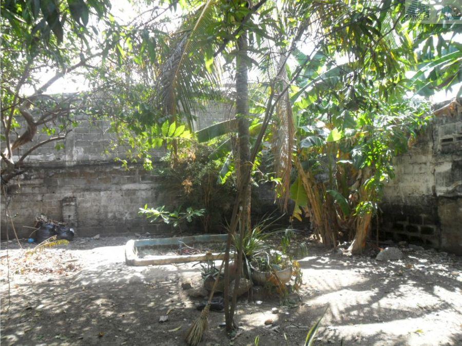 vendo casa y apartamento en el barrio sucre