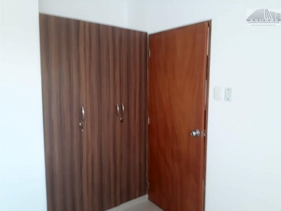 vendo apartamento en urbanizacion coral castellana monteria