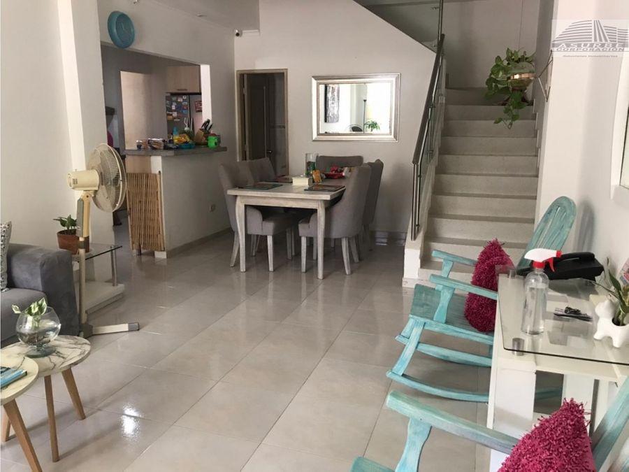 vendo casa en villa campestre monteria