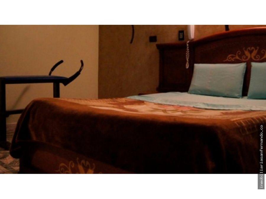 venta de moteles y residencias en bogota