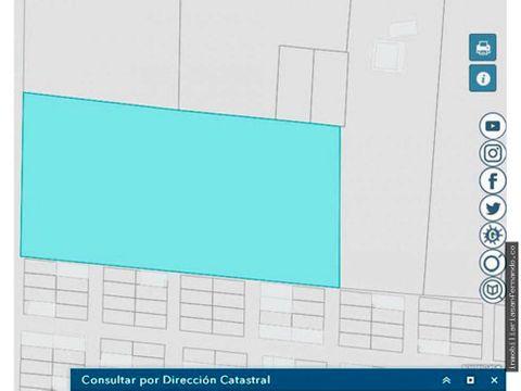 venta de 1 hectarea urbana en acacias