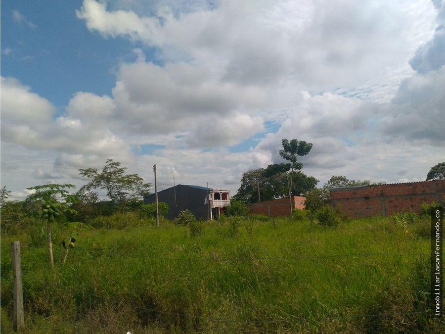 gran oportunidad para construir 10 casas en dinamarca acacias meta