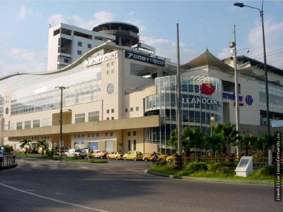 venta de local en centro comercial villavicencio