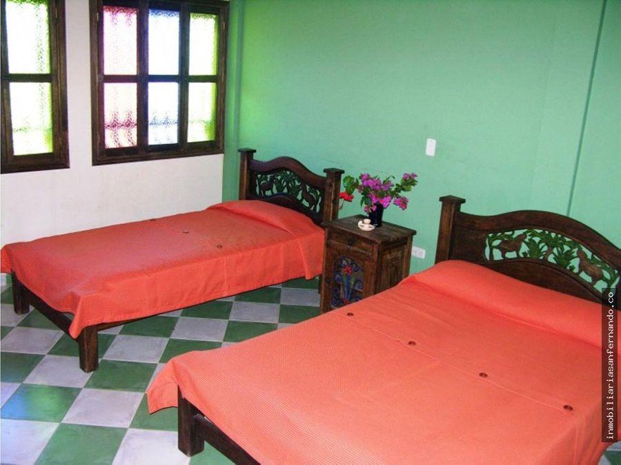 magnifico hotel campestre en villavicencio meta