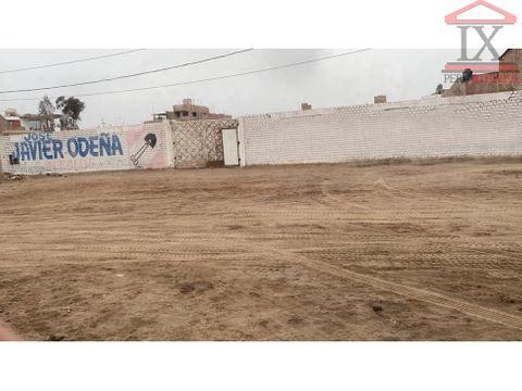 venta de terreno en plena panamericana sur de 301170 m2 en canete