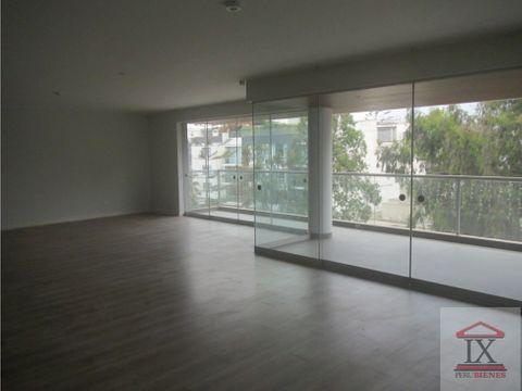alquiler departamento flat chacarilla