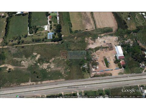 terreno logistico de 9028 m2 sobre ruta 102
