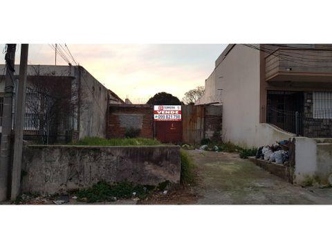 vende terreno de 338 m2 en paso molino
