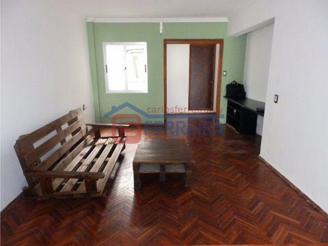 alquila apartamento 1 dormitorio con terraza