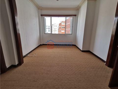 alquila apartamento 2 dormitorios piso 7