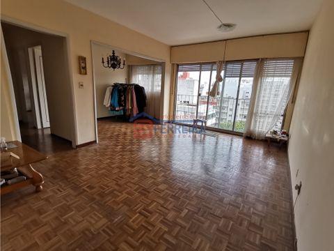 vende apartamento 3 dormitorios 2 banos punta carretas