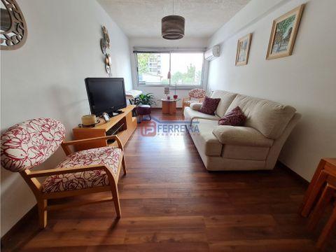 vende apartamento 49 m2 1 dormitorio y garaje