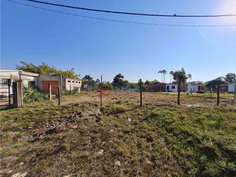vende terreno de 665 m2 pinamar norte 200 mts de ruta
