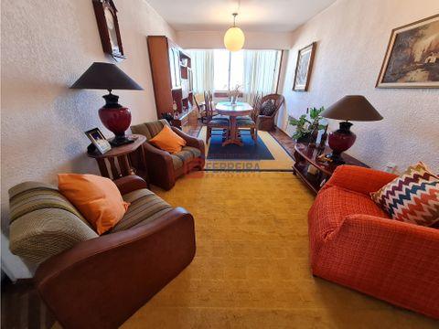 vende apartamento 3 dormitorios cplacar piso 9 al frente
