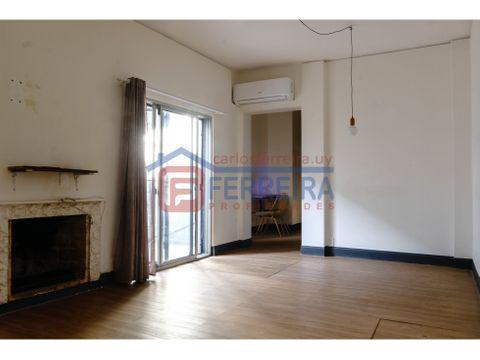 alquiler apartamento 2 dormitorios y patio sin gastos comunes