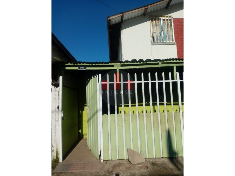venta casa san fernando 3d 1b sexta region